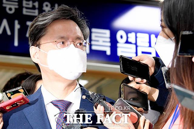 '우병우 사단' 공수처 부장검사 후보, 자진 사퇴