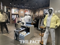 이른 한파에 앞당겨진 겨울 성수기…기대감 살아난 패션업계