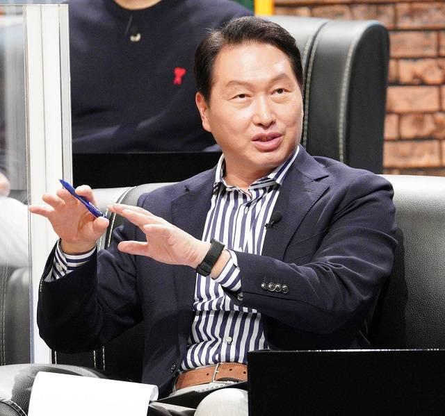 최태원 회장, 7200명에게 '감사 문자 메시지' 보낸 이유는?
