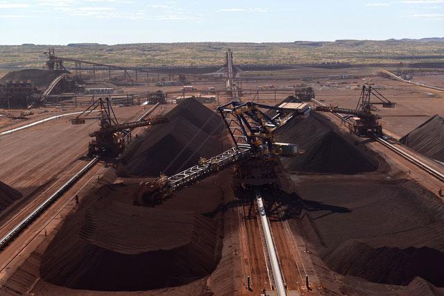 포스코 최대 실적 한 축 담당한 호주 로이힐 광산