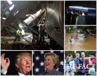 [TF사진관] 트럼프-힐러리 '한국 방위비 분담 격돌' 등...주간 세계 사진뉴스