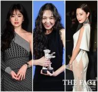 [TF사진관] 지금은 출장중!…해외에서 더 빛나는 대한민국 여배우들