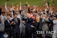 [TF사진관]휴스턴, 창단 55년만에 첫 월드시리즈 우승