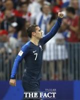 [프랑스 크로아티아] 만주키치 자책골! 프랑스 2-1 크로아티아(전반종료)