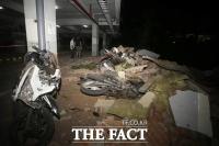 발리 지진 강타, 롬복 섬 인근서 리히터 7.0 발생
