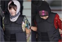 [TF사진관] 김정남 암살 용의자 재판...사실상 유죄 판결