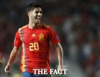 [스페인 크로아티아] 아센시오 1골 3도움, 스페인 6-0 대승