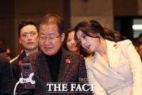 [TF현장] 홍준표의 '프리덤코리아' 창립식은 '홍카콜라' 홍보장? (영상)