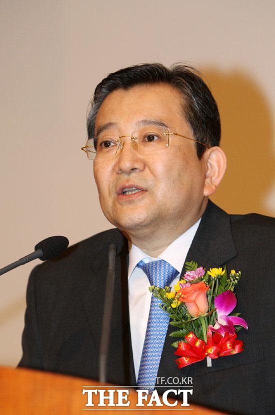 성상납 의혹을 받는 김학의 전 법무부 차관이 해외로 도피하려고 했다는 의혹을 전면 부인했다. /뉴시스