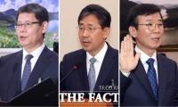 [TF초점] 장관 후보자들 연신