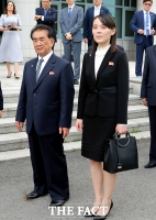 [TF초점] 건재한 北 김여정,'백두혈통'의 위엄?