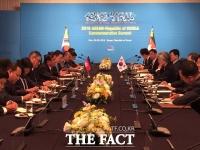 한-캄보디아 외교장관 회담열려…