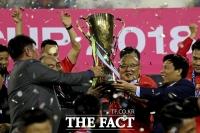 [SEA게임] '박항서 매직' 베트남 축구, 인도네시아와 우승 '격돌'