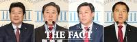 한국당, 오늘 '4파전' 속 새 원내대표 선출