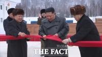 북한, 백두산 입구 '삼지연군' 시로 승격