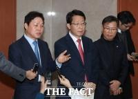 '혁통위'와 별개로 '한국당-새보수당' 통합협의체 띄운다