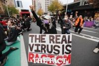 '흑인 사망' 시위 전 세계 확산…