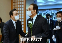 박원순 시장 빈소 사흘째…온라인 헌화 100만 넘어(종합)