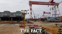 STX조선해양, 두 달 만에 조업 재개…노조원 절반 정상 출근
