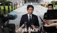 탈북민 재입북 사태에 이인영