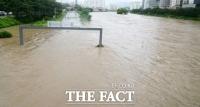 전북 집중호우로 섬진강 제방 붕괴…주민 긴급대피