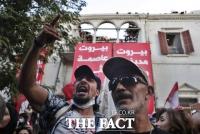 레바논 정권 퇴진 시위 격렬…디아브 총리 '조기 총선' 제안