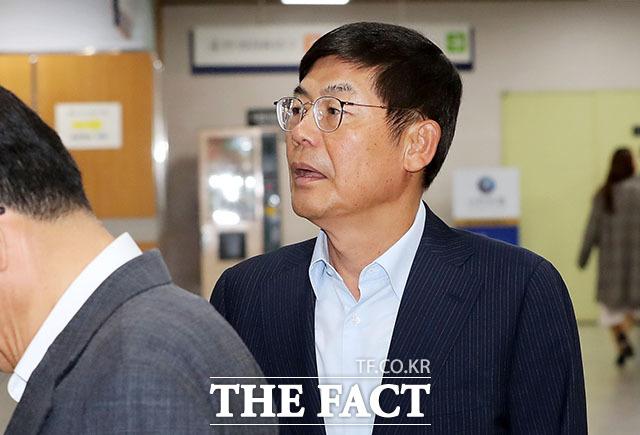 노조 와해 혐의로 1심에서 실형을 선고받았던 삼성그룹 이상훈 전 삼성전자 이사회 의장(사장)이 항소심에서 무죄를 선고받았다. /뉴시스