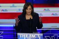 美 바이든, 부통령 후보에 '흑인 여성' 카멀라 해리스 지명
