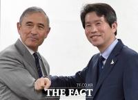 [TF이슈] 강대강 이인영-해리스 케미는?