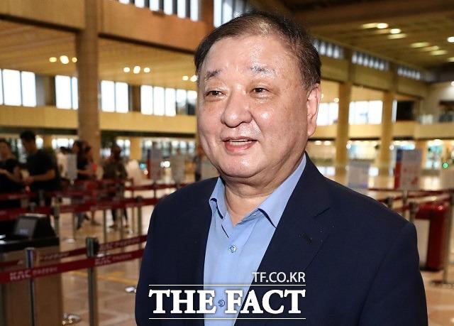 강창일 전 더불어민주당 의원이 23일 새 주일대사에 내정됐다. 그는 도쿄대에서 석·박사 학위를 받은 역사학자로서 국내 대표적인 일본 전문가로 평가받는다. /뉴시스