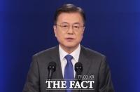 [전문] 文대통령 취임 4주년 특별연설…'코로나·경제·북한' 방점