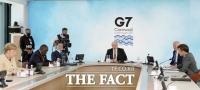 [전문] G7 확대회의, 개도국에 1000억 달러 지원…'기후변화·환경' 의장성명 채택