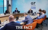 [전문] 文대통령 참석 G7 확대회의 2세션…'열린 사회 성명' 채택