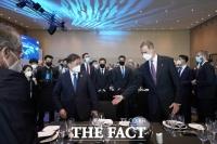 文대통령, 바르셀로나 '경제인협회 연례포럼' 참석…