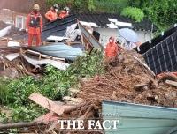 남부지방 집중호우로 이재민 845명…시설피해 951곳