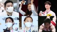 '엄지척' 이다빈, '부상투혼' 김지연…서울시청 올림픽 스타들