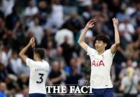 '손흥민 결장' 토트넘, UECL 렌과 2-2...커져가는 'SON 존재감'