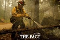 꺼지지 않는 캘리포니아의 산불 [TF사진관]