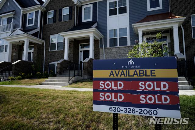 美 집값도 폭등…1년 새 18.6% 올라