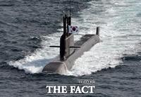 北, 탄도미사일 쏜 날…文, 세계 7번째 SLBM잠수함 발사시험 성공 참관