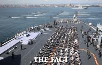 제73주년 '국군의 날', '피스 메이커' 상륙작전으로 세계 6위 국방력 과시