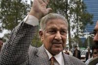 '北에 핵기술 이전' 파키스탄 핵과학자 압둘 카디르 칸 사망
