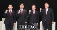 본경선 초반 연대 움직임…洪·劉 vs 尹·元 구도 연출