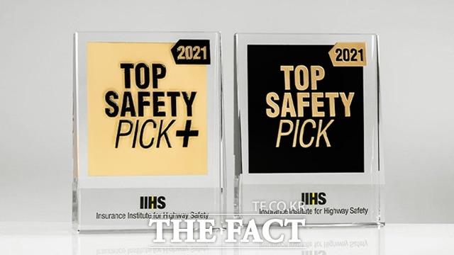 현대·기아차 27개 차종 美 IIHS 안전성 평가 '최상위'