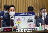 '대장동·이재명'만 남은 서울시 국감…오세훈도 맞장구