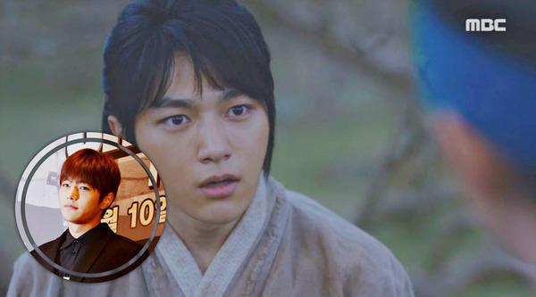 엘은 지난 2012년 방송된 tvN 드라마 닥치고 꽃미남밴드에서 처음 주요 인물을 연기했다. 그는 현재 방영 중인 MBC 드라마 군주에 출연 중으로, 시청자들에게 연기력 호평을 얻고 있다. /MBC 드라마 군주-가면의 주인 방송화면 캡처, 더팩트 DB