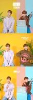 마이틴 송유빈·은수, 자작곡 '예뻐' 영상 공개