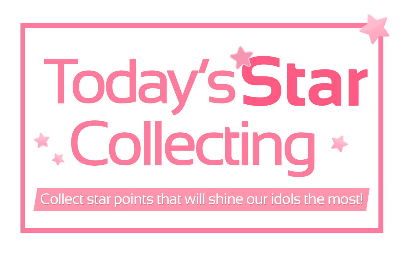 Complete today's star collecting mission and earn 100 bonus stars! Don't miss out!